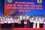 Tuyên dương 45 cán bộ, công chức, viên chức trẻ tiêu biểu toàn quốc 2017