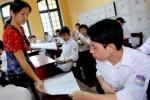 Thi tốt nghiệp THPT: Gần 1 triệu thí sinh vào thi Văn