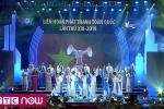 TRỰC TIẾP Lễ bế mạc và trao giải Liên hoan phát thanh toàn quốc lần thứ XIII