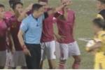 Thêm 1 quả phạt đền gây tranh cãi trận Sài Gòn FC vs SLNA