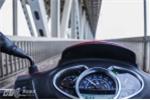 Khả năng vận hành của Piaggio Medley S 150 về qua thực tế lái 5