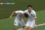 Clip: Lee Seung Woo ghi bàn mở tỷ số cho Olympic Hàn Quốc