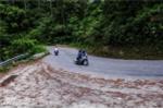 Khả năng vận hành của Piaggio Medley S 150 về qua thực tế lái 11