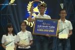 Cuộc thi tuần Olympia: Nam sinh Phú Yên 'quá nhanh, quá nguy hiểm'
