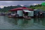 Di dân khẩn cấp ở khu vực xả lũ Thủy điện Hòa Bình