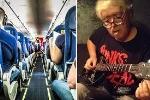 Nhiễm vi khuẩn ăn thịt người, hành khách khiến máy bay phải hạ cánh khẩn