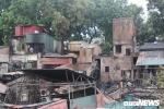 Cháy lớn gần Bệnh viện Nhi Trung ương: Tìm thấy thi thể trong khu nhà trọ của ông Hiệp 'khùng'