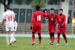 Cầm hòa U23 Việt Nam, HLV Palestine 'bắt bệnh' học trò Park Hang Seo