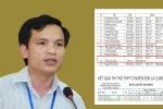 Sau Hà Giang, Sơn La bị nghi vấn điểm thi bất thường: Lãnh đạo Cục Quản lý chất lượng giáo dục nói gì?