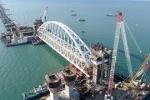 Cây cầu thế kỷ trị giá gần 4 tỷ USD nối Crimea - Nga