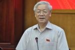 Tổng Bí thư: 'Ông Đinh La Thăng cũng miệng nói tay làm, quyết liệt lắm chứ'