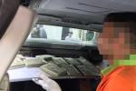 Khám trần xe của trùm ma túy xuyên quốc gia, thu giữ thêm 32 bánh heroin