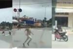 Hàng chục côn đồ mang hung khí thanh toán nhau trên Quốc lộ 51