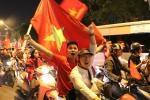 Trực tiếp: Cả nước xuống đường ăn mừng U23 chiến thắng lịch sử, vào chung kết U23 châu Á