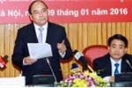 Phó Thủ tướng Nguyễn Xuân Phúc: 'Nhúng tay vào chàm thì làm sao chống tội phạm'