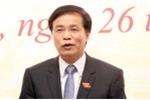 Tổng thư ký Quốc hội lý giải việc ông Trần Đăng Tuấn không lọt vào danh sách bầu cử