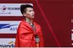 Trịnh Văn Vinh nén đau giành HCB, rưng rưng hát Quốc ca trên bục nhận giải