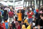 Ngàn người Malaysia đổ ra đường chờ giờ chia tay SEA Games 29