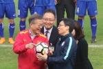 Video: Phó Thủ tướng Vũ Đức Đam sút tung lưới ngôi sao U23 Việt Nam