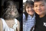 Cạo sạch lông mặt, nữ 'người sói' Thái Lan gây sửng sốt với nhan sắc thật