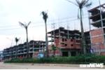 Xây dựng 2 dự án không phép, Trần Anh Group bị buộc ngừng thi công, nộp phạt gần 200 triệu đồng