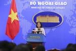 Bộ Ngoại giao Việt Nam: Bộ Quy tắc ứng xử ở Biển Đông phải thực chất và hiệu quả