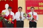 Thủ tướng phê chuẩn Phó Chủ tịch tỉnh Vĩnh Phúc và TP Đà Nẵng