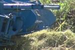 Nông dân Khánh Hòa chế máy cuộn rơm chạy đa địa hình khiến nhiều người thán phục