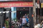 Bắt khẩn cấp giám đốc công ty an ninh Việt Nhật nổ súng dọa phụ nữ