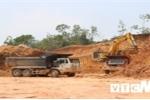 Xẻ đồi lấy đất lấn biển xây đô thị ở Vân Đồn