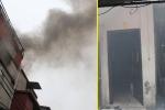 Cháy nhà 3 tầng trên phố cổ, 2 người thiệt mạng