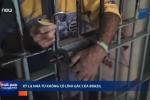 Kỳ lạ nhà tù không cần lính gác, tù nhân được giữ chìa khóa ở Brazil