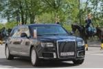Video: Cận cảnh xe chuyên dụng hoàn toàn mới của Tổng thống Nga