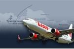 VIDEO: Trực tiếp cứu hộ máy bay Lion Air rơi xuống biển từ Indonesia