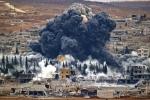 Liên quân do Mỹ dẫn đầu tiếp tục không kích vào khu dân cư của Syria