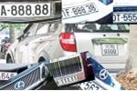 Thủ tướng yêu cầu trình phương án đấu giá biển số xe trong tháng 3