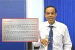 Phó Giám đốc Sở GD-ĐT TP.HCM bác thông tin ủng hộ đề xuất cải tiến chữ viết tiếng Việt