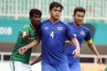 Trực tiếp ASIAD 2018 ngày 20/8: Triều Tiên dẫn Ả Rập Xê Út 3-0, Thái Lan 99% bị loại