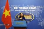 Tàu cá Quảng Ngãi bị đâm chìm ở Hoàng Sa: Bộ Ngoại giao thông tin mới nhất