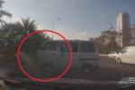 Clip: Nữ tài xế ngang nhiên quay đầu xe giữa làn đường một chiều gây tai nạn