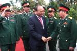 Thủ tướng Nguyễn Xuân Phúc thăm, làm việc tại Quân khu 5