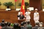 Ảnh: Tổng Bí thư Nguyễn Phú Trọng trong ngày đắc cử Chủ tịch nước