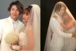 Khởi My khoe dáng quyến rũ, hạnh phúc bên Kelvin Khánh chụp ảnh cưới