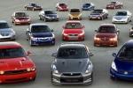 Giá ô tô giảm mạnh, gần 100 triệu đồng/xe sau 1 tháng