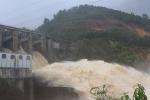 Bão số 13 hướng vào miền Trung: Thủy điện ở Huế tăng tốc xả lũ