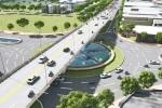 Hơn 550 tỷ đồng xây dựng nút giao thông 3 tầng tại Đà Nẵng