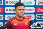 Sao trẻ HAGL: 'Indonesia, Thái Lan đều mạnh nhưng U23 Việt Nam muốn lấy ngôi nhất bảng'