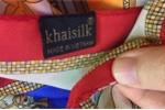 Khaisilk bán khăn Trung Quốc: Bộ trưởng Công thương chủ trì họp kín