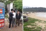 Dân Đà Nẵng tụ tập phản đối khu du lịch dựng rào bịt kín lối ra biển
