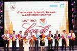 Top 50 thương hiệu uy tín nhất Việt Nam tiếp tục vinh danh thương hiệu Việt uy tín